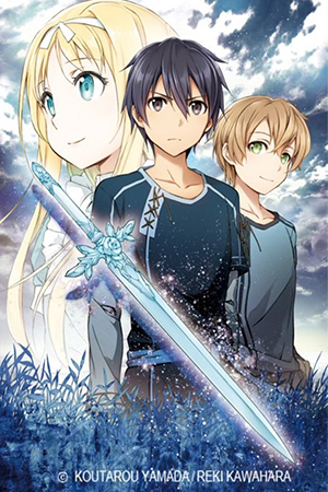 Sao Rath sword art online: project alicization