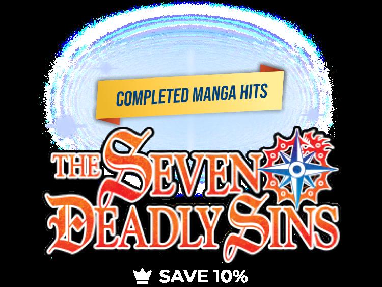 [For Web: Open Title Info] INKR Oct Kodansha Release: The Seven Deadly Sins (Oct 22)