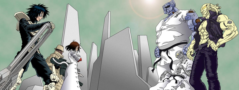 battle angel alita last order manga pdf
