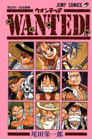 Resultado de imagem para Eiichiro Oda Wanted!