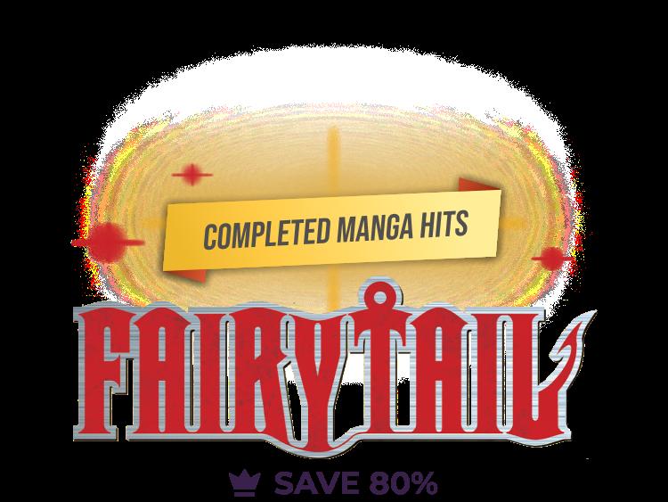 [For Web: Open Title Info] INKR Oct Kodansha Release: Fairy Tail (Oct 22)