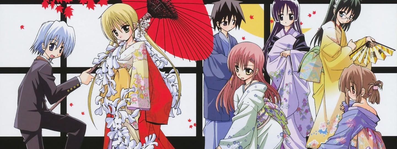 hayate no gotoku manga finale